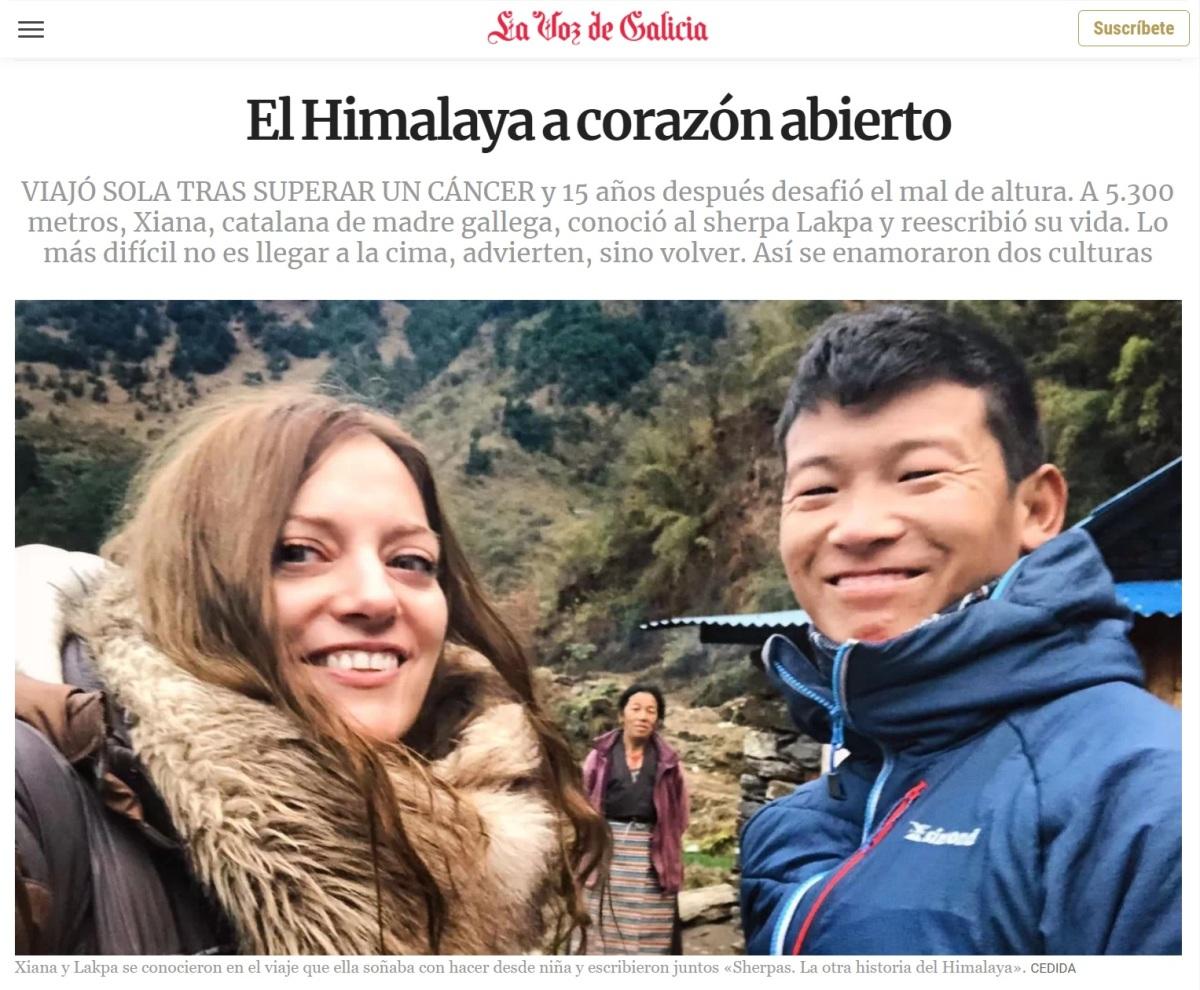 El Himalaya a corazónabierto