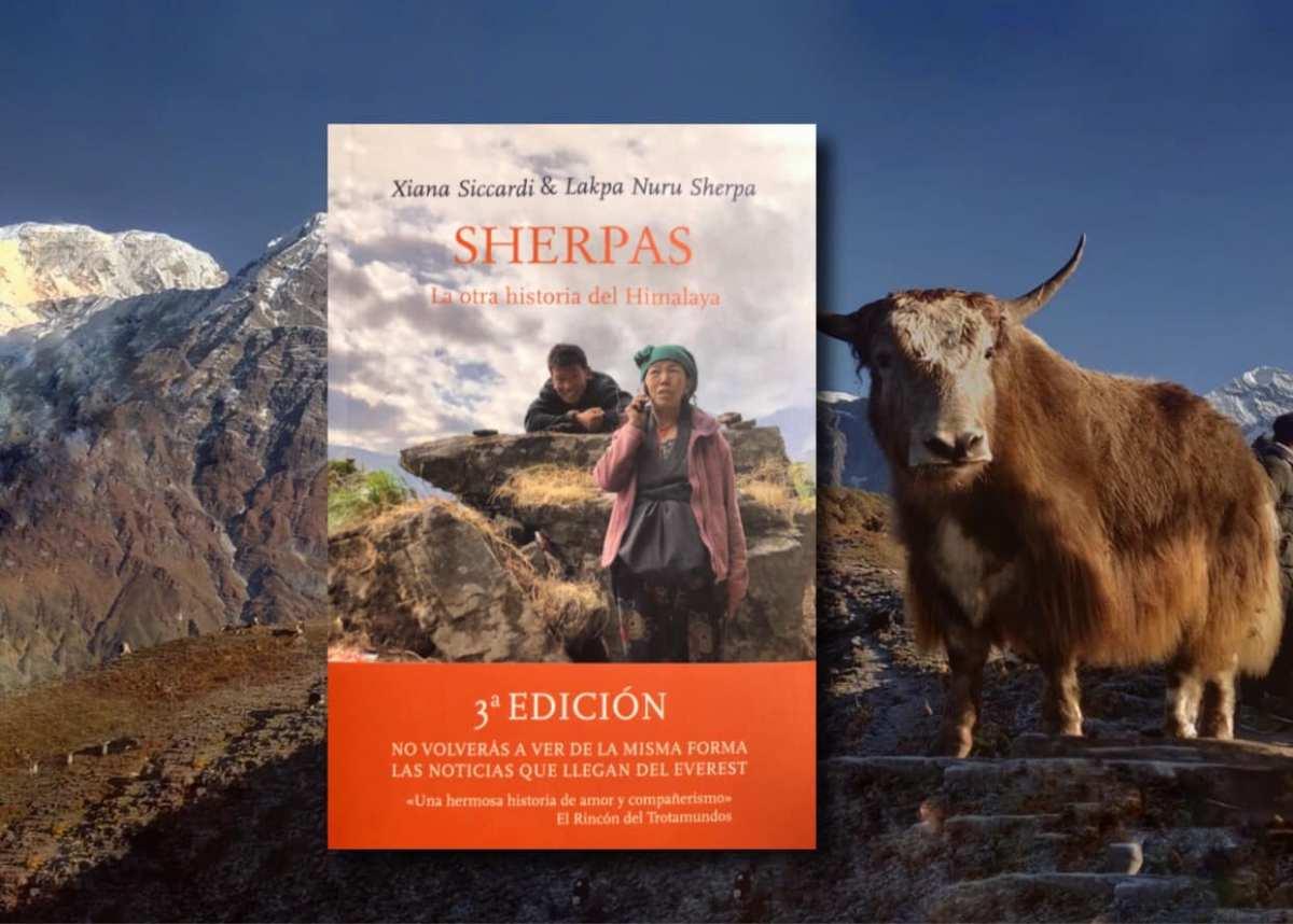 'SHERPAS': Mucho más que unlibro