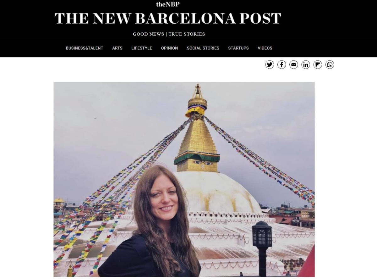 Xiana Siccardi: Más allá de lacolina